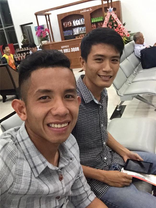 Nhật ký đổi tóc của U23 Việt Nam: Nếu việc đổi tóc nói lên tính cách thì gần như chàng nào cũng chung tình! - Ảnh 42.