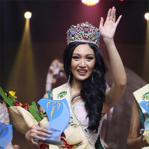 Hoa hậu Trái Đất, Hoa hậu Trái Đất 2017, Karen Ibasco