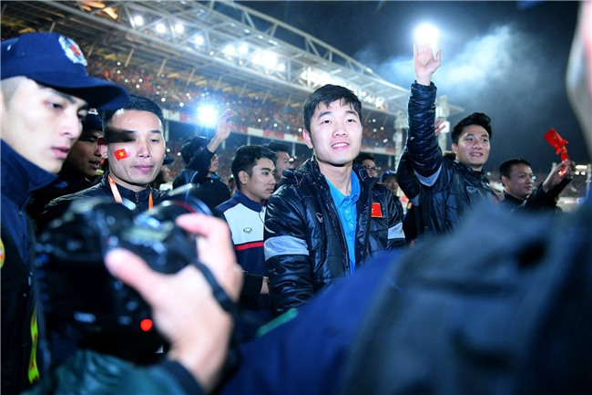 Xuân Trường thôi sang Hàn Quốc, về đá ở V.League mùa này - Ảnh 1.