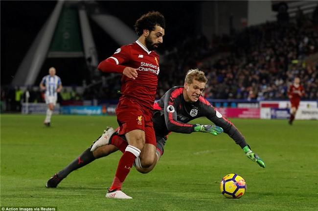 Salah tiếp tục nổ súng giúp Liverpool bằng điểm với Chelsea - Ảnh 9.