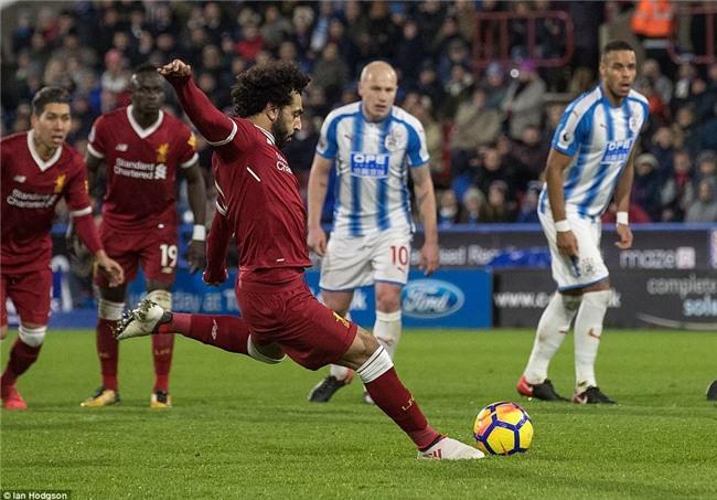 Salah tiếp tục nổ súng giúp Liverpool bằng điểm với Chelsea - Ảnh 10.