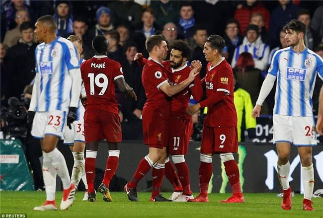 Salah tiếp tục nổ súng giúp Liverpool bằng điểm với Chelsea - Ảnh 11.