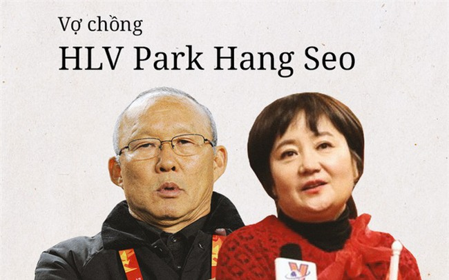 Bóng hồng suốt 31 năm lặng thầm ủng hộ, khích lệ phía sau ngài ngủ gật Park Hang Seo-1