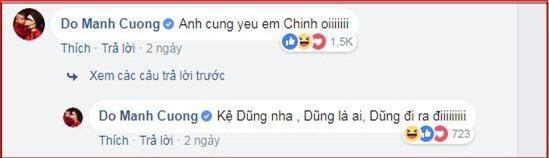 Đức Chinh,Tiến Dũng,Quang Hải,Đỗ Mạnh Cường