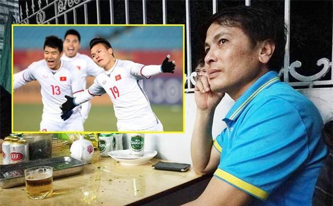 Bố tiền vệ Quang Hải mong con không bận thi đấu để ăn Tết Nguyên đán với gia đình - Ảnh 1.