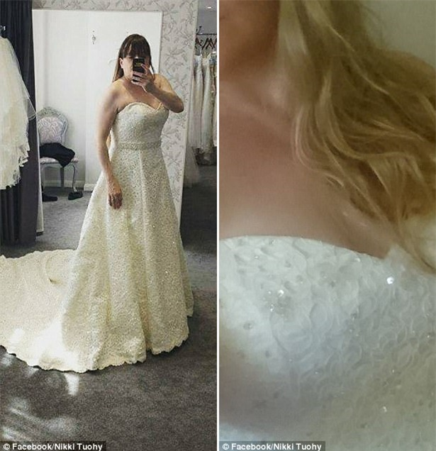 Mải váy áo quên mất cả giờ cưới, cô dâu bị chú rể từ hôn ngay trước mặt bao nhiêu quan khách - Ảnh 1.