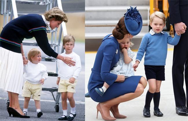 Những điểm chung thú vị trong cách nuôi dạy con của Công nương Diana và Kate Middleton - Ảnh 11.