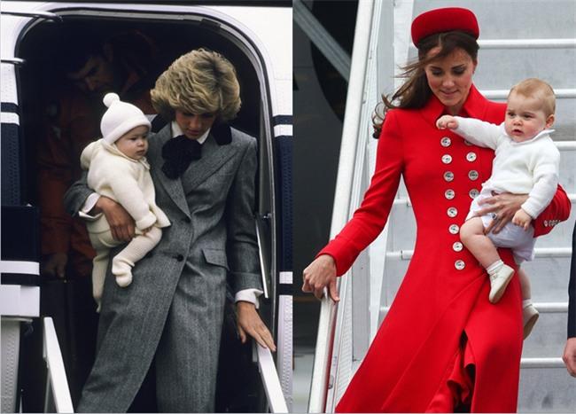 Những điểm chung thú vị trong cách nuôi dạy con của Công nương Diana và Kate Middleton - Ảnh 6.