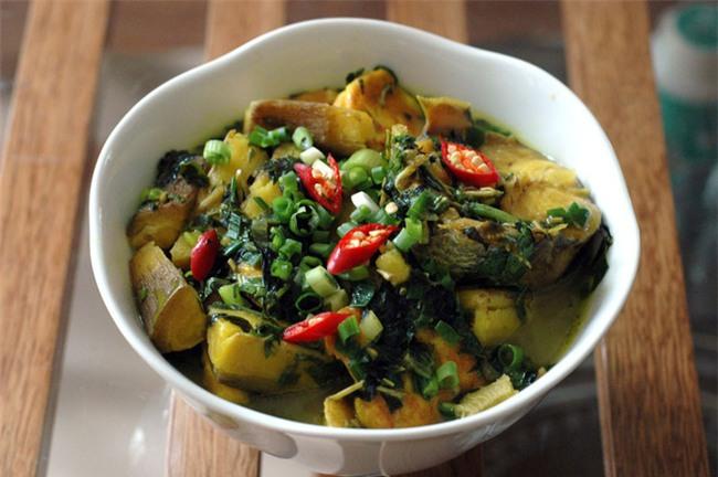 Quê của Hà Đức Chinh không có muối, nhưng có rất nhiều món ăn siêu lạ như thế này - Ảnh 3.