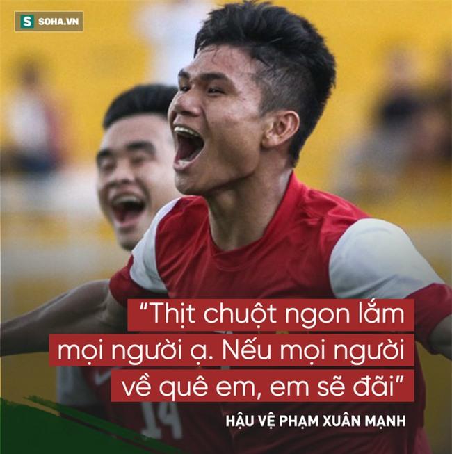 Các cầu thủ U23 Việt Nam và 14 câu nói khiến người hâm mộ xôn xao - Ảnh 13.