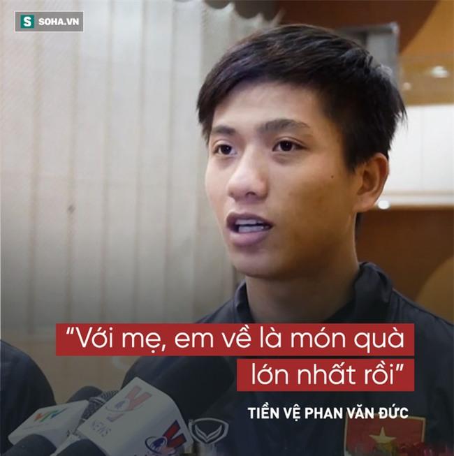 Các cầu thủ U23 Việt Nam và 14 câu nói khiến người hâm mộ xôn xao - Ảnh 14.