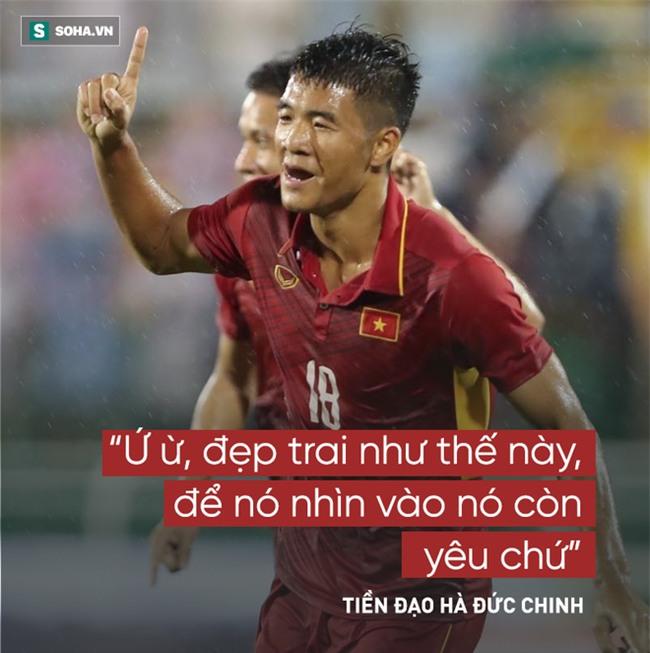 Các cầu thủ U23 Việt Nam và 14 câu nói khiến người hâm mộ xôn xao - Ảnh 6.
