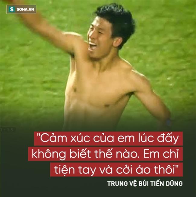 Các cầu thủ U23 Việt Nam và 14 câu nói khiến người hâm mộ xôn xao - Ảnh 9.