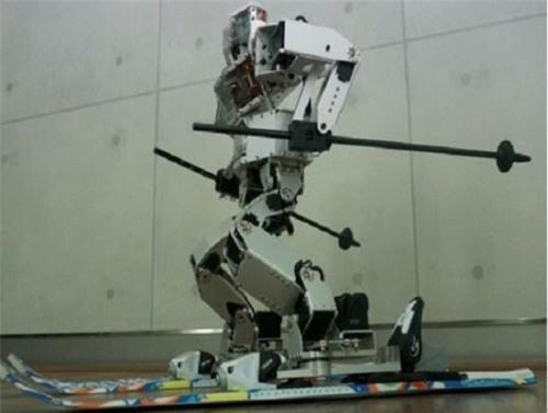 Thế hệ robot mới sẽ đổ bộ tại Olympic mùa đông Pyeongchang - 5