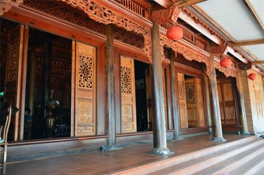 nhà gỗ, nhà cổ, nhà truyền thống