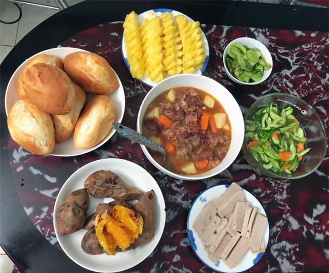 Cao thủ đi chợ Hà Nội chỉ 4,5 triệu/tháng cho nhà 4 người mà bữa nào cũng như đại tiệc - Ảnh 11.