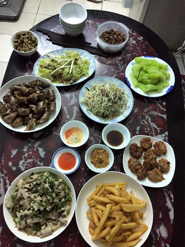 Cao thủ đi chợ Hà Nội chỉ 4,5 triệu/tháng cho nhà 4 người mà bữa nào cũng như đại tiệc - Ảnh 16.