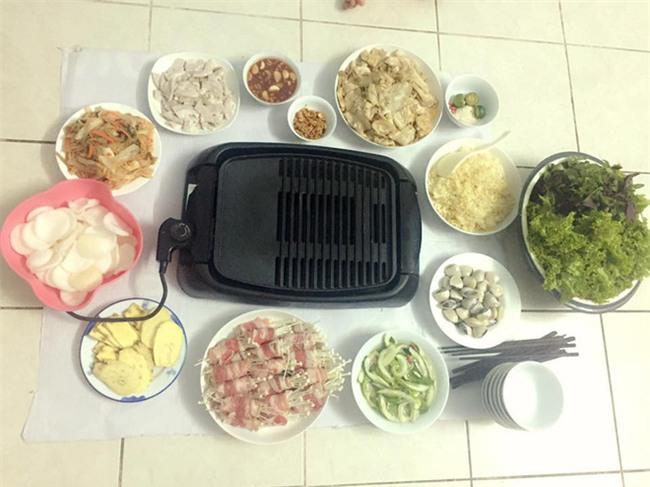 Cao thủ đi chợ Hà Nội chỉ 4,5 triệu/tháng cho nhà 4 người mà bữa nào cũng như đại tiệc - Ảnh 18.