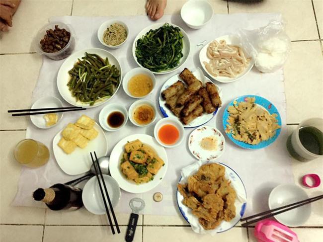 Cao thủ đi chợ Hà Nội chỉ 4,5 triệu/tháng cho nhà 4 người mà bữa nào cũng như đại tiệc - Ảnh 19.