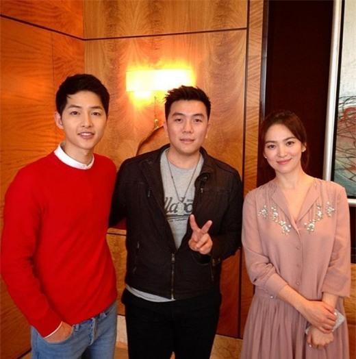 Lộ ảnh hiếm hoi vợ chồng Song Song trước khi cưới: Hồi đó cả hai vẫn giấu nhẹm truyền thông về chuyện hẹn hò - Ảnh 1.