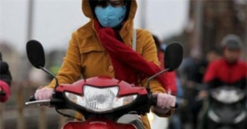 Người đi xe máy dễ bị ốm do mắc sai lầm này-1