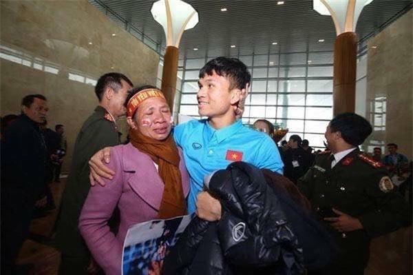 U23 Việt Nam, Chung kết U23 Châu Á, Xuân Mạnh, Nghệ An