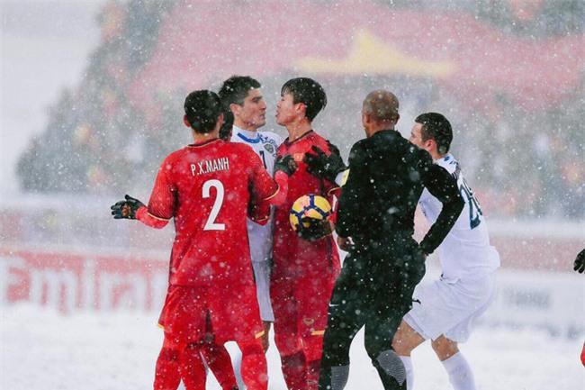 Đỗ Duy Mạnh - chàng tiền vệ vừa điển trai lại cực đanh đá của đội tuyển U23 Việt Nam-1