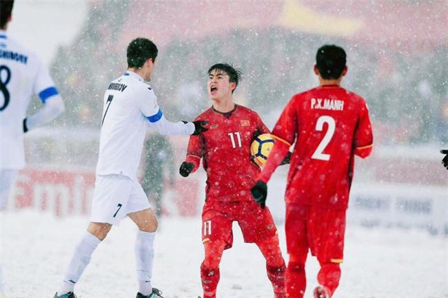 Đỗ Duy Mạnh - chàng tiền vệ vừa điển trai lại cực đanh đá của đội tuyển U23 Việt Nam-2