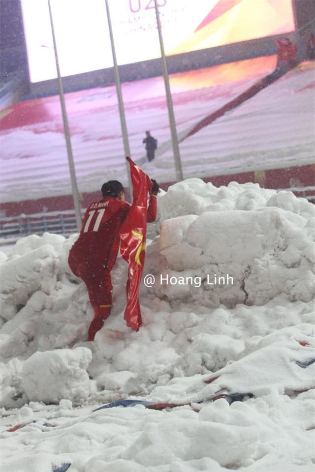 Đỗ Duy Mạnh - chàng tiền vệ vừa điển trai lại cực đanh đá của đội tuyển U23 Việt Nam-3