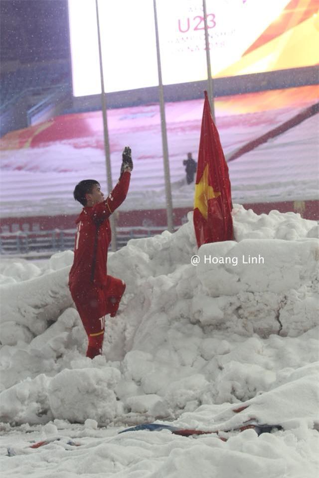 Đỗ Duy Mạnh - chàng tiền vệ vừa điển trai lại cực đanh đá của đội tuyển U23 Việt Nam-4