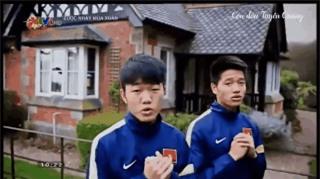Hóa ra ngày xưa Xuân Trường, Công Phượng từng tham gia MV, hát với nhảy cực ngầu - Ảnh 8.