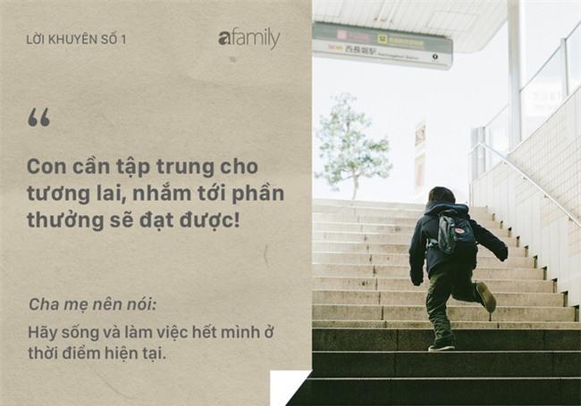 Những lời khuyên tưởng tốt mà rất nhiều bố mẹ vẫn đang vô tình nói với con - Ảnh 1.