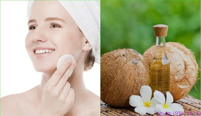 Cách chăm sóc da bằng dầu dừa tại nhà an toàn và hiệu quả nhất - Ảnh 2.