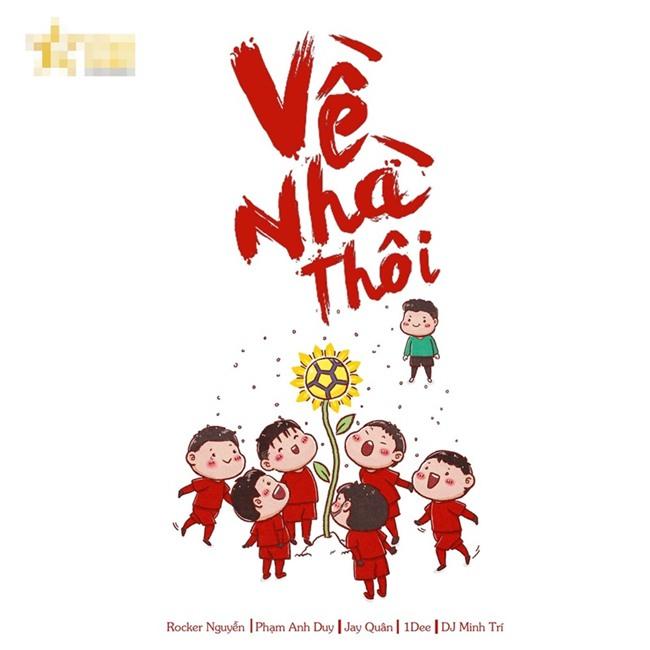 Đọ giọng hát của các thành viên trong boyband U23 Việt Nam-1