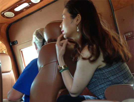 Trả tiền xe thay cho khách nước ngoài để giữ hình ảnh Việt Nam