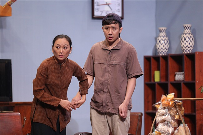 Trấn Thành bất ngờ giết chết Trương Thế Vinh trên sóng truyền hình-3