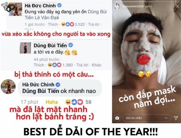 U23 Việt Nam, Bùi Tiến Dũng, Đức Chinh