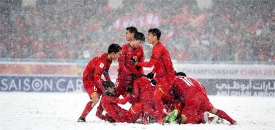 Bài hát về U23 Việt Nam bằng tiếng Nhật gây chấn động thế giới - Ảnh 1.