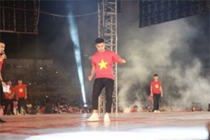 Thay đổi họ bố Công Phượng, sai thông tin căn bản về trận đấu... lễ vinh danh U23 Việt Nam bị chê tơi tả-3