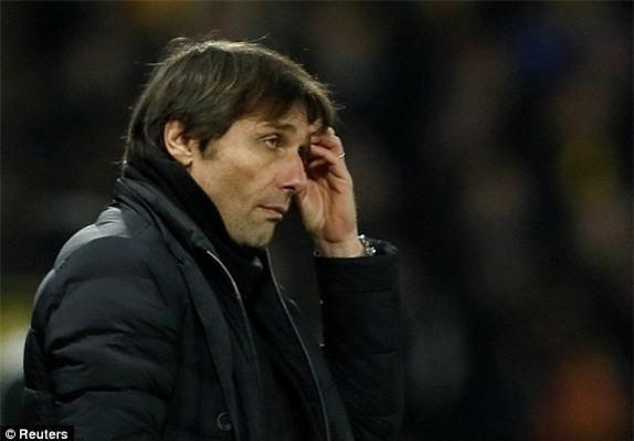 Chelsea bị nghiền nát, số phận HLV Conte lâm nguy - Ảnh 13.