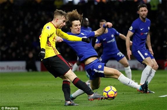 Chelsea bị nghiền nát, số phận HLV Conte lâm nguy - Ảnh 4.