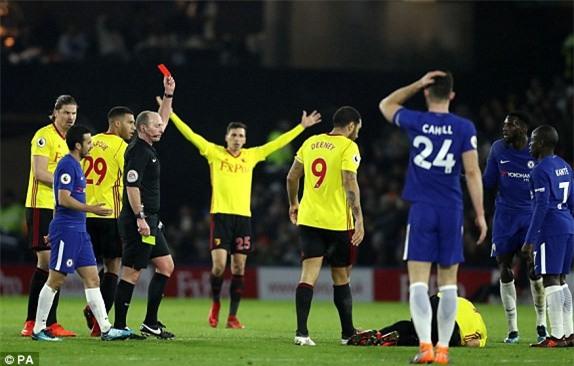 Chelsea bị nghiền nát, số phận HLV Conte lâm nguy - Ảnh 5.