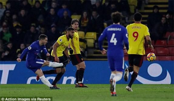 Chelsea bị nghiền nát, số phận HLV Conte lâm nguy - Ảnh 9.