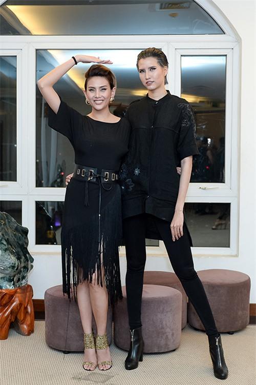 HÀI HƯỚC: Dàn sao Việt bị mẫu nữ 1m90 dìm hàng chiều cao thê thảm-9