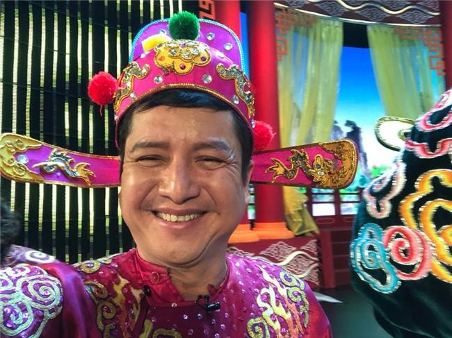 Xúc động lời chào của Táo Già Chí Trung trước thềm Táo Quân 2018