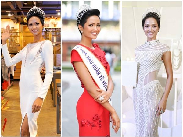 Tròn một tháng đội vương miện, HHen Niê phá lời nguyền hoa hậu thị phi sau đăng quang-2