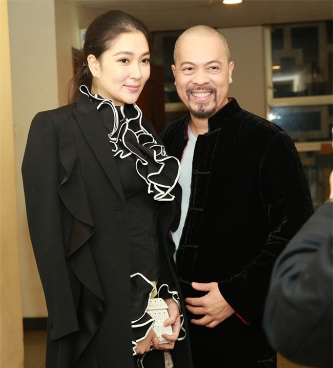 Nhan sắc xinh đẹp bất chấp thời gian của Nguyễn Thị Huyền sau 13 năm đăng quang Hoa hậu trong hậu trường Táo quân - Ảnh 1.