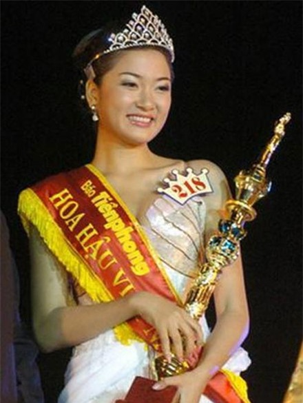 Tái xuất sau 13 năm đăng quang, có ai nhận ra Hoa hậu Nguyễn Thị Huyền với chiếc cằm dài khác lạ này - Ảnh 9.