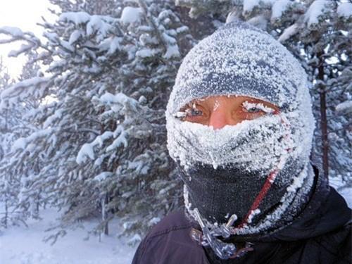 Cuộc sống của du học sinh Việt duy nhất ở nơi lạnh nhất thế giới, suốt mùa đông nhiệt độ -40, -50 độ C - Ảnh 7.