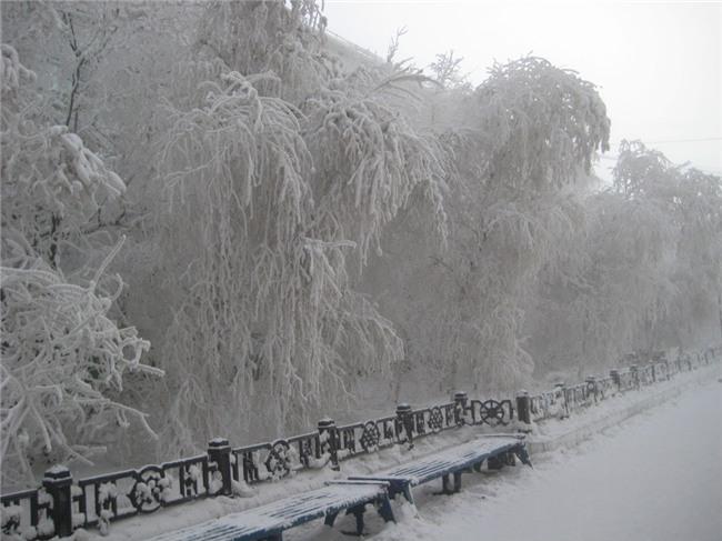 Cuộc sống của du học sinh Việt duy nhất ở nơi lạnh nhất thế giới, suốt mùa đông nhiệt độ -40, -50 độ C - Ảnh 9.